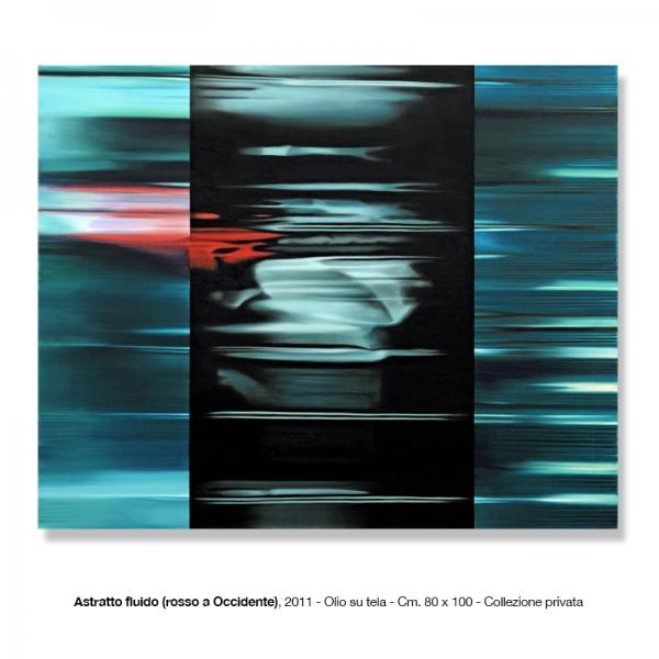 18) Astratto fluido, 2011