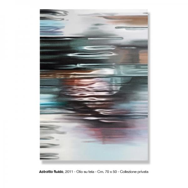 20) Astratto fluido, 2011