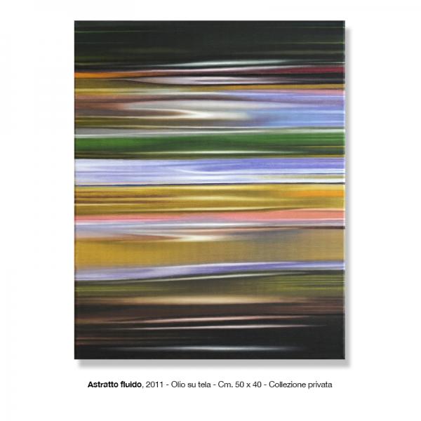 24) Astratto fluido, 2011