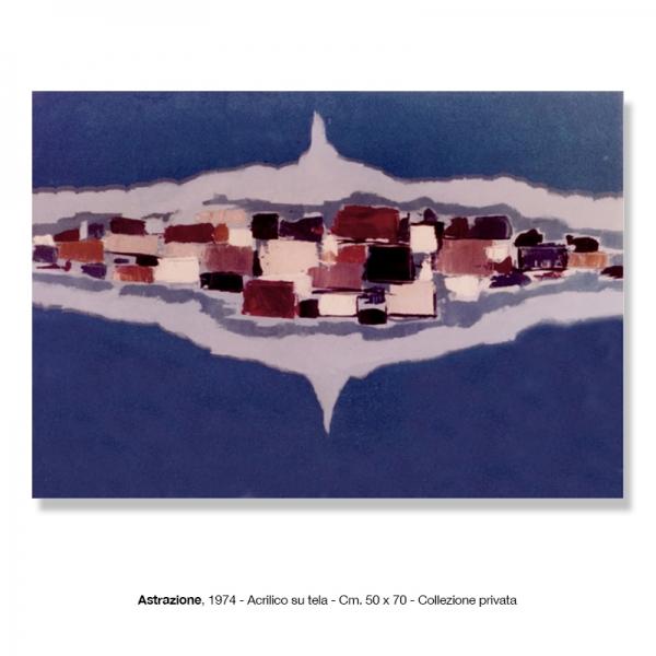 002) Astrazione, 1974