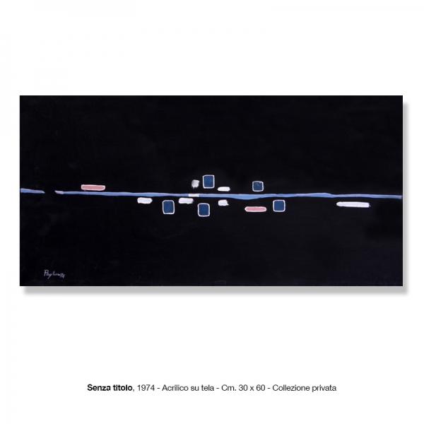 004) Senza titolo, 1974