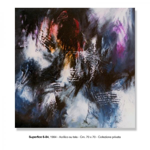 19) Superfice 6-84, 1984