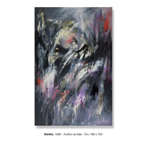21) Dentro, 1985