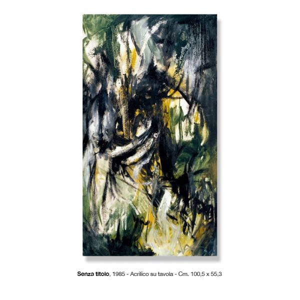 22) Senza titolo, 1985