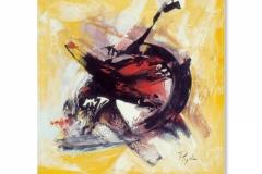 5) Movimento in nero, 1982