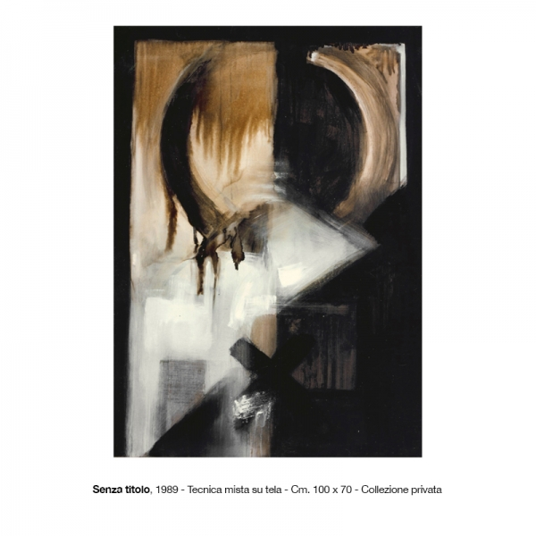 14) Senza titolo, 1989