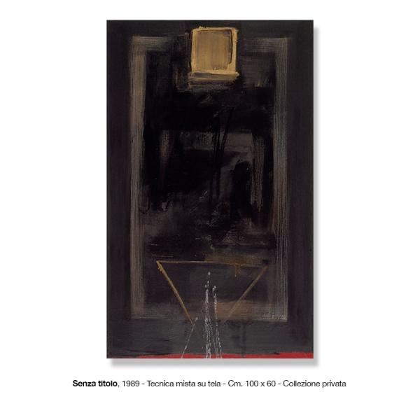 15) Senza titolo, 1989