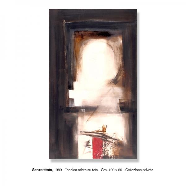 16) Senza titolo, 1989