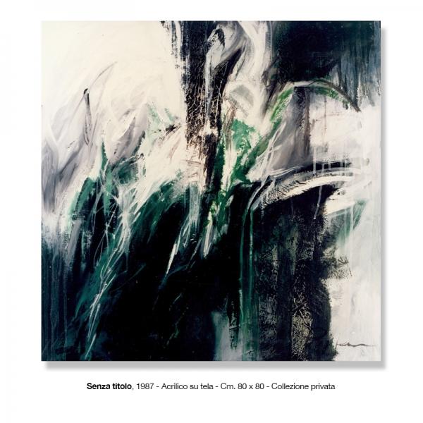 5) Senza titolo, 1987