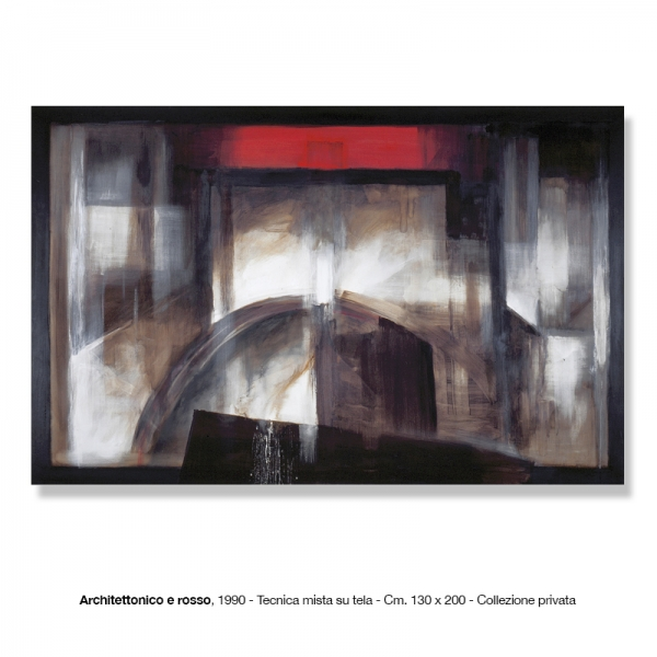 1) Architettonico, 1990