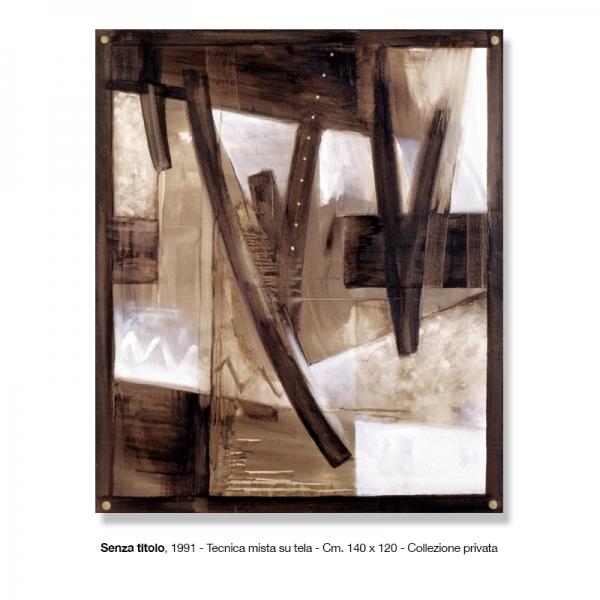 10) Senza titolo, 1991