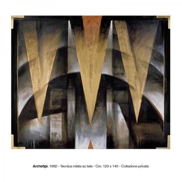 12) Archetipi, 1992