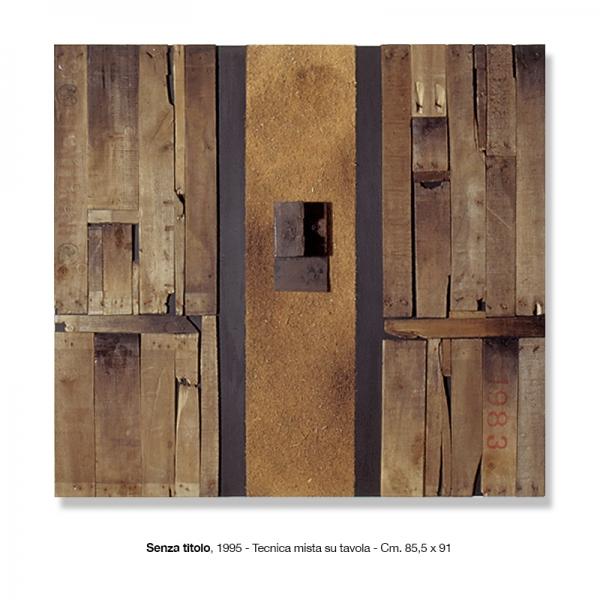 22) Senza titolo, 1995