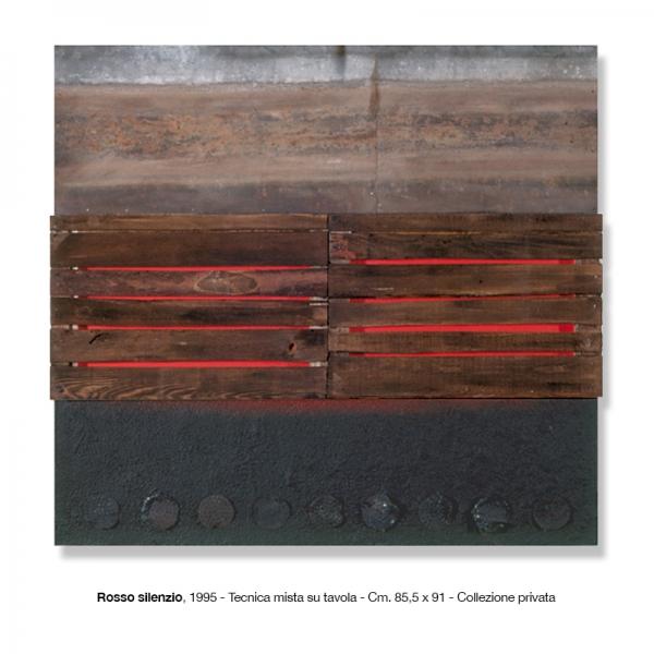 23) Rosso silenzio, 1995