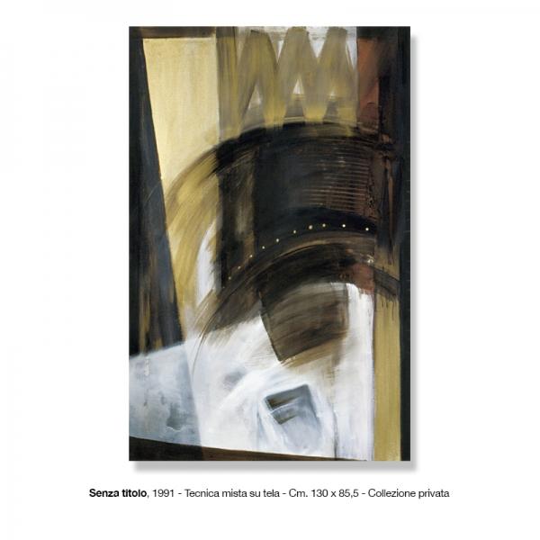 8) Senza titolo, 1991