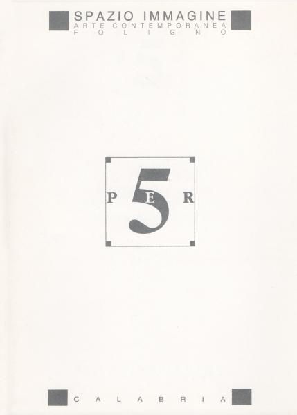 1993) Catalogo 5 Per