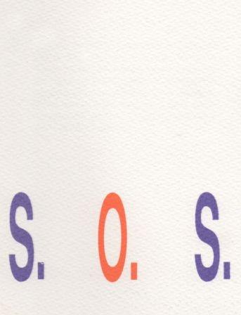 1994) Catalogo  S.O.S. No Alternative
