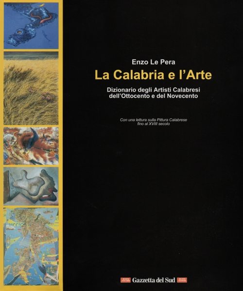 2005) Libro La Calabria e l'Arte