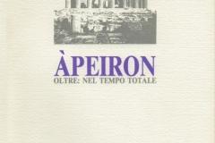 1992) Catalogo Apeiron
