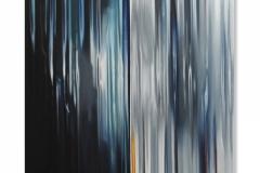 13) Astratto fluido, 2010