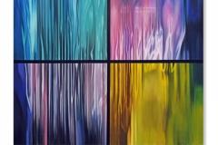 1) Astratto fluido, 2012